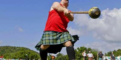 Activity Highland Games