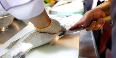 Workshop Fischfilettieren