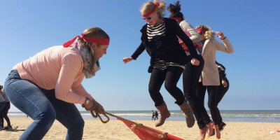 Activity Beach Games